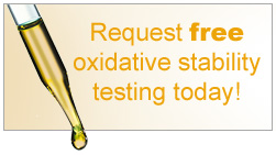 Request free oxidative stability testing today!
