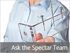 Ask the Spectar Team