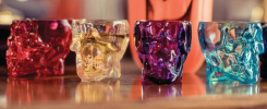 Chic Conception uses Eastman Tritan™ copolyester in artistic shot glass.