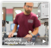 Improving Manufacturability
