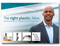 Image of specialty plastics brochure