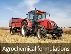 Agrochemical formulations