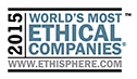 2015 Most Ethical logo