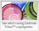 See who's using Eastman Tritan™ copolyester