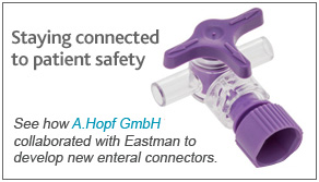A. Hoph GmbH collaborated with Eastman
