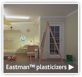 View the video Eastman Plasticizer Everyday Living